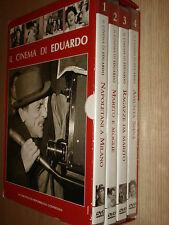 BOX COFANETTO + 4 DVD IL CINEMA DI EDUARDO DE FILIPPO REPUBBLICA L'ESPRESSO