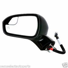NEW OEM 2013 Ford Fusion LEFT Mirror, Driver's Side - Blind Spot, Heated, Memory