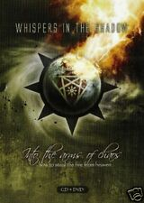 WHISPERS IN THE SHADOW Into The Arms Of Chaos CD+DVD