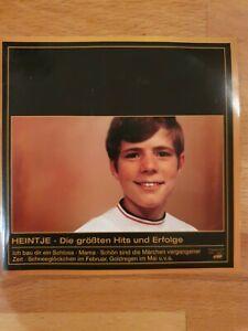 """HEINTJE """"GOLDSTÜCKE-DIE GRÖßTEN HITS..."""" CD ohne Cover und zu verkaufen"""