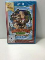 Nintendo Wii U Spiel Select: Donkey Kong Country Tropical Freeze Neu & OVP