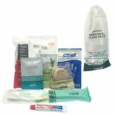 CARELL NHS APPROVED CLEANING PERSONAL CARE PACK HOSPITAL STERILE WASH BAG POUCH