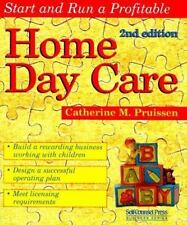 Start and Run a Profitable Home Day Care Self-Counsel Business Series Start &