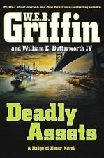 Deadly Assets (Badge Of Honor)-ExLibrary
