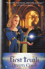 Complete Set Series - Lot of 4 Truth books by Dawn Cook (Kim Harrison) Fantasy