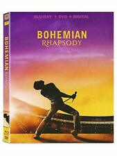 Bohemian Rhapsody (Blu-Ray + DVD + Digital) (2019)