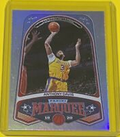 2019-20 Chronicles Marquee Anthony Davis HOLO FOIL Los Angeles Lakers #260 🔥