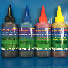 400ml ECOFILL Printer Ink Fits Epson Eco Tank ET-2600 ET-3600 ET-2650 L355 L555