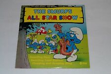 The Smurfs All Star Show~K-Tel Records NE 1116~IMPORT~FAST SHIPPING!~