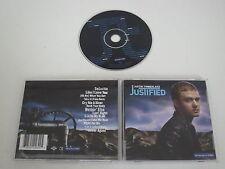 JUSTIN TIMBERLAKE / JUSTIFIED ( Jive 9224622acp) Cd Álbum