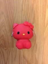 Hello Kitty: Silicone Case (Coin Case): Red