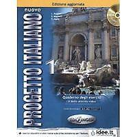 QUAD.NUOVO PROGETTO ITALIANO 1.(A1-A2).(+CD). ENVÍO URGENTE (ESPAÑA)