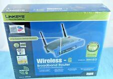 Linksys WRT54G 54 Mbps 4-Port 10-Megabit Wireless G Router
