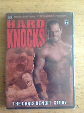 WWE - Hard Knocks Chris Benoit Story (DVD, 2004)NEW ULTRA RARE OOP Authentic US