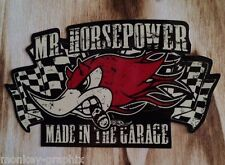 "Rockabilly Vintage / Oldschool Sticker "" Made in  "" / Aufkleber Hot Rod V8 Car"