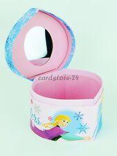 Disney Frozen Eiskönigin Schmuck Box Spiegel Aufbewahrung Schatulle Truhe NEU