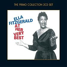 Ella Fitzgerald-at her very best 2 CD NUOVO