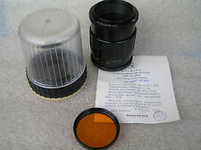 Volna-9 MC  50mm F 2.8. Russian Macro Lens USSR/M42 For Zenit