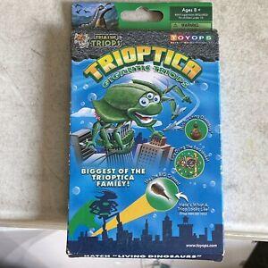 Toyops Trioptica Gigantic Triops Eggs Giant Triassic Kit For Ages 8+