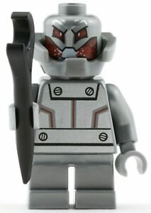 Genuine Lego Super Heroes ULTRON PRIME Minifigure from 76066 Mighty Micros Set