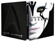 STAR TREK BEYOND - STEELBOOK EDITION (2 BLU-RAY + DVD)