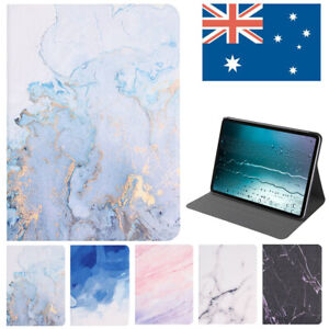 Marble PU Leather Smart Flip Case Cover for iPad Air4 10.9 Pro 11 2018 2020 2021