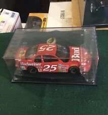 1/24 nascar diecast revell collection With Display Case