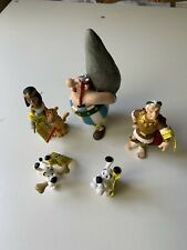 Obelix And Friends ( Or Foes) !! Toy Figures