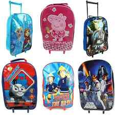 Disney Marvel Boy & Girl School Travel Trolley Roller Wheeled Bag Brand New Gift