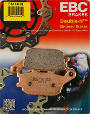 EBC Brakes Motorcycle Brake Pads Part# FA174HH Rear 61-1743 15-174H Sintered