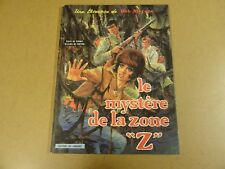"BD EO / BOB MORANE - LE MYSTERE DE LA ZONE ""Z"""