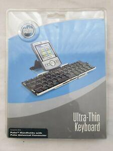 Palm Ultra-Thin Folding Keyboard - Vintage New Sealed Rare