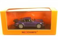 Porsche 911 Turbo (964) pruple metallic - 1990