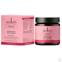 Sukin Hydrating ROSEHIP DAY CREAM 120 ml