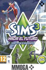 Los Sims 3 Hacia el Futuro Accesorios - Into the Future Addon PC EA Origin - ES