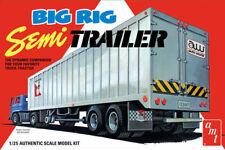 AMT 1:25 Big Rig Semi Truck  Trailer Plastic Model Kit AMT 1164