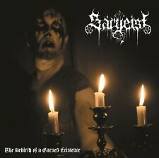 Sargeist - The Rebirth of a Cursed Existence CD 2013 black metal Finland Horna