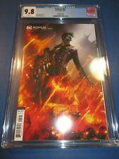 Batman #95 Mattina Variant Joker War CGC 9.8 NM/M Gorgeous Gem Wow