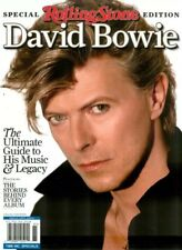 David Bowie Rolling Stone Magazine Special Edition Ultimate Guide NEW 2018