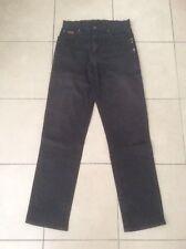 Wrangler   TEXAS       Straight  Black Jeans       Size 30