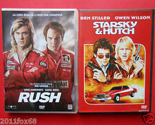 dvd film starsky & hutch ben stiller owen wilson rush ron howard chris hemsworth