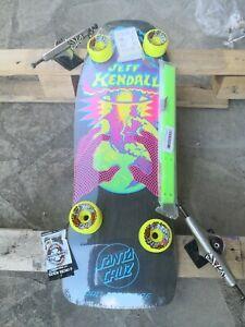 Santa cruz complete kendall end world indipendent old school skateboard vintage
