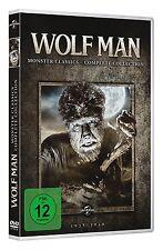 Universal Monsters WOLFMAN 7 Werwolf Classics WOLF MAN Frankenstein DVD BOX Neu