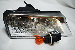 Front Side Turn Signal Parking Light Lamp Passenger Side For 2008-2012 Liberty