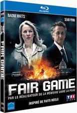 Blu Ray  :  FAIR GAME  [ Naomi Watts, Sean Penn ]  NEUF cellophané