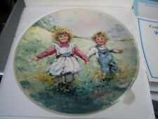 Wedgwood Playtime by Mary Vickers Limited Edition Collector Plate Ii - 1982