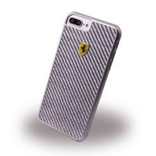Original Ferrari Pit Stop Real Carbon Hard Cover CaseFür iPhone 7 Plus 8 Plus