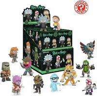 FUNKO MYSTERY MINIS RICK AND MORTY SERIES 2 blind box ONE 2.5 inch figure NEW!