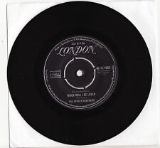 "THE EVERLY BROTHERS - WHEN WILL I BE LOVED Very rare 1960 OZ 7"" Single Release!"
