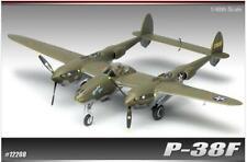 Academy 1/48 Lockheed P-38f USAAF WWII Glacier Girl 12208